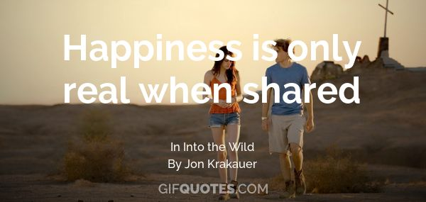 what i have learned from the book into the wild by jon krakauer