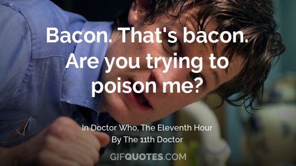 Image result for bacon is poison