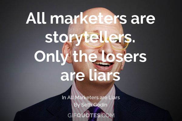 all marketers are not liars essay