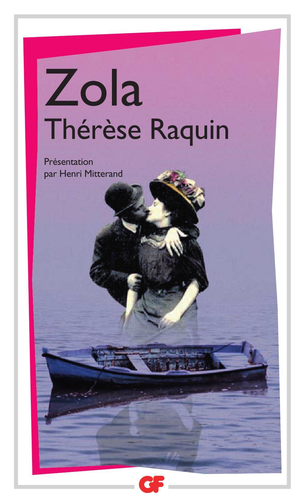 therese raquin critical essay