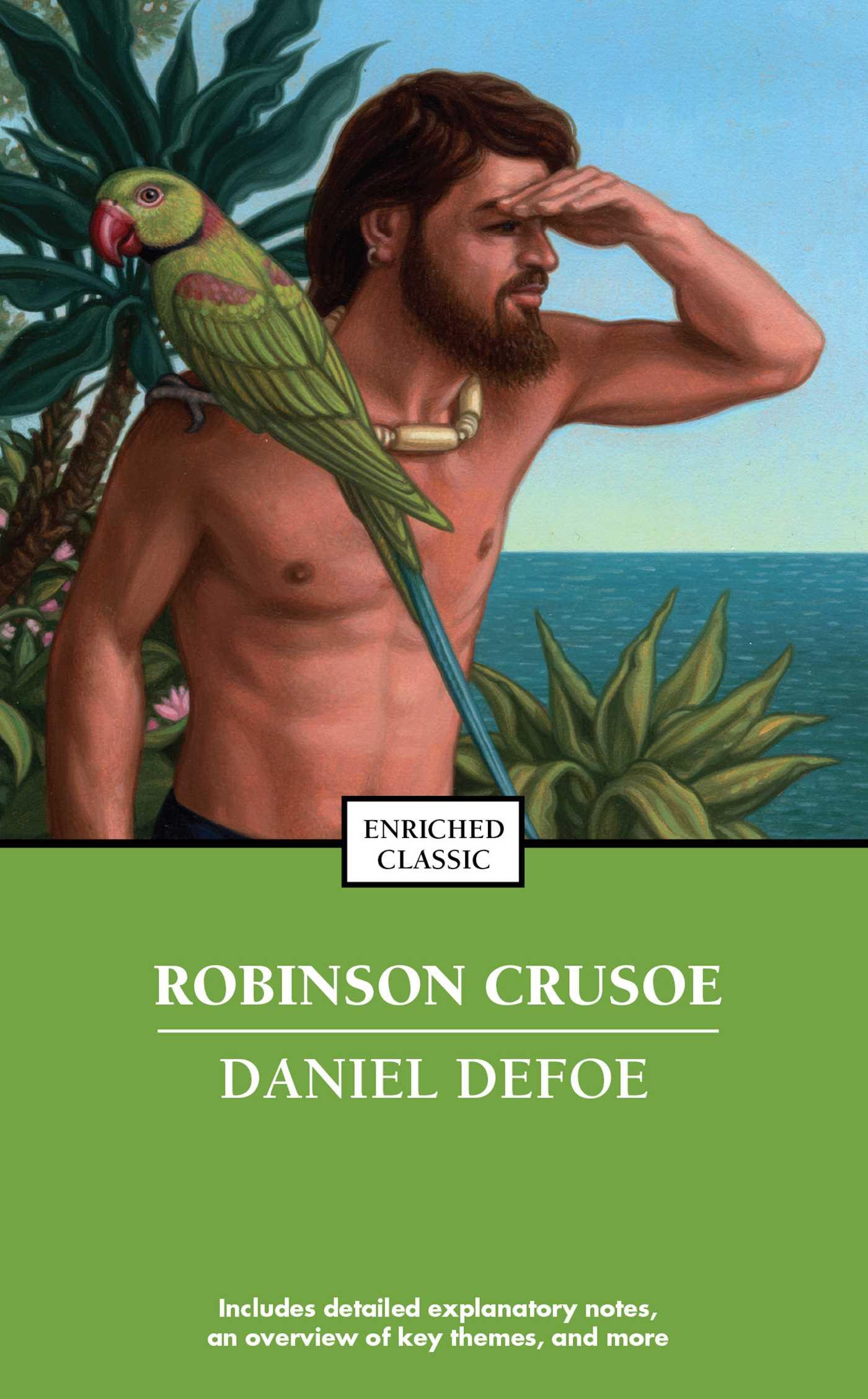 biblical reference in robinson crusoe Biblical reference in robinson crusoe essaythere are many biblical references in robinson crusoe, a novel by daniel defoe about a man, crusoe.
