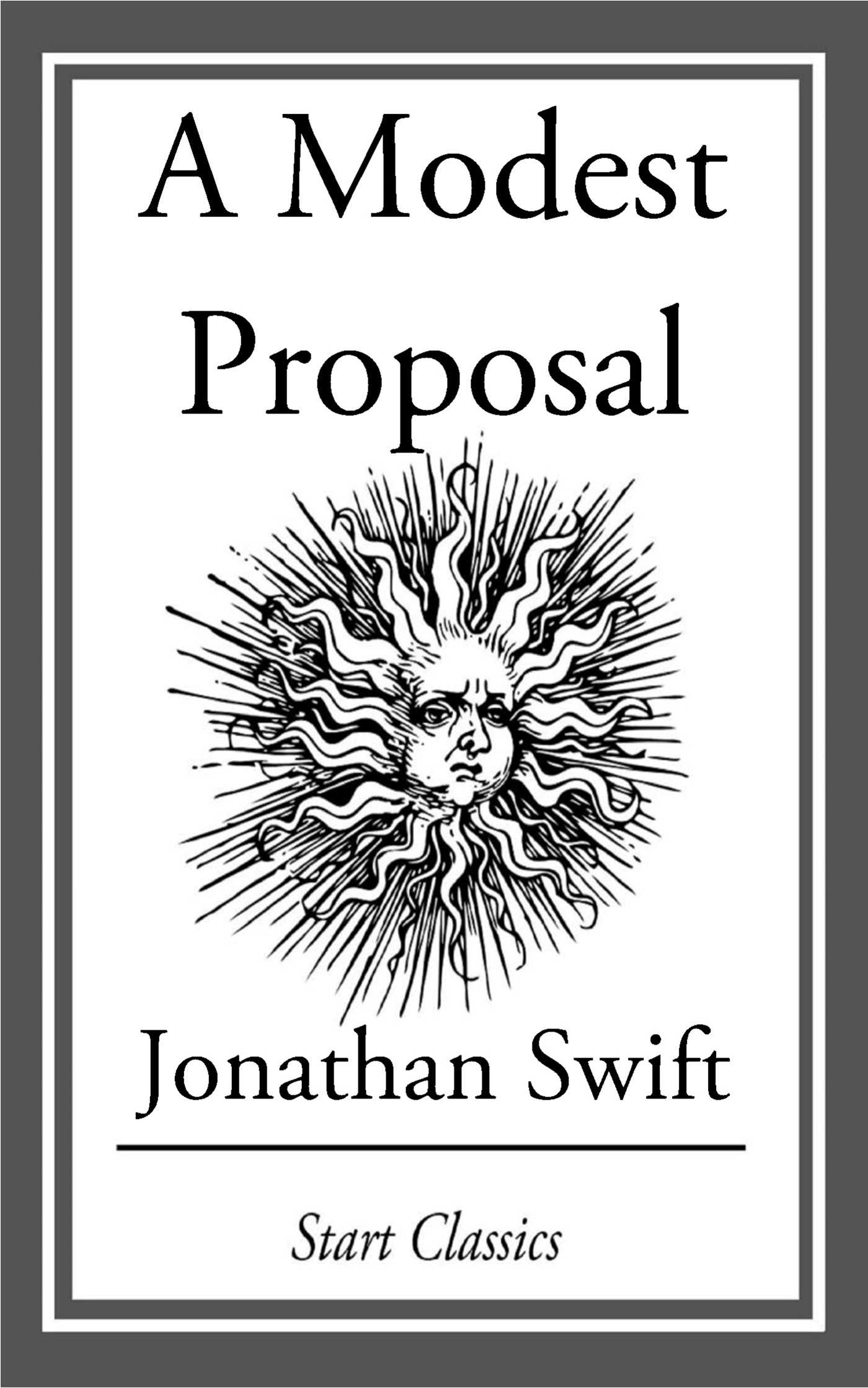 a modest proposal rhetorical analysis essay Rhetorical analysis: a modest proposal jonathan swift was an irish author who had a bachelor's degree from trinity college he was born poor, but his.