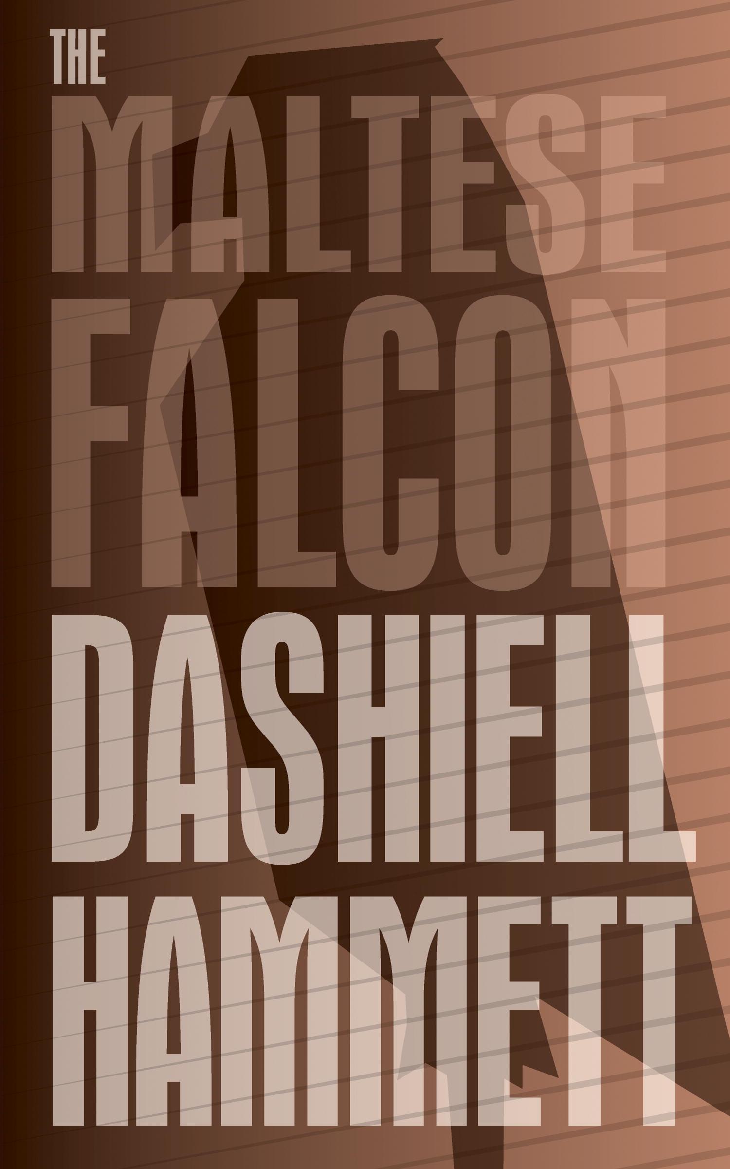reading response to the maltese falcon