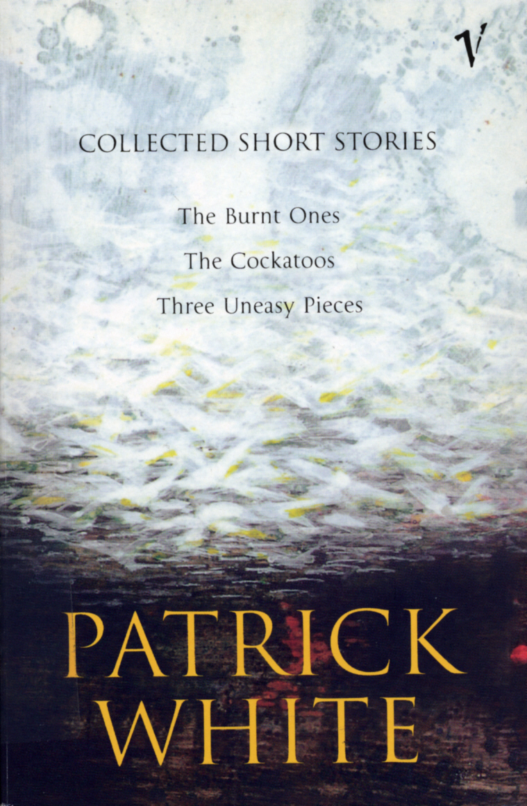 41 short essays about patrick white