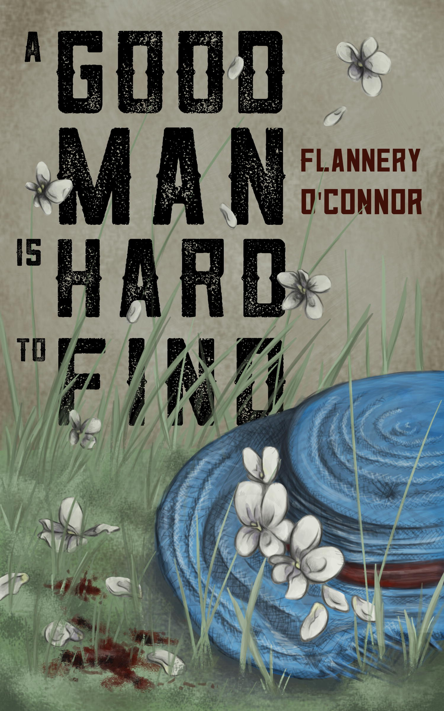 """an analysis of the setting of the story a good man is hard to find by flannery o connor The following post is an analysis that i wrote on her short story, a good man is hard to find """"a good man is hard to find"""" by flannery o'connor."""