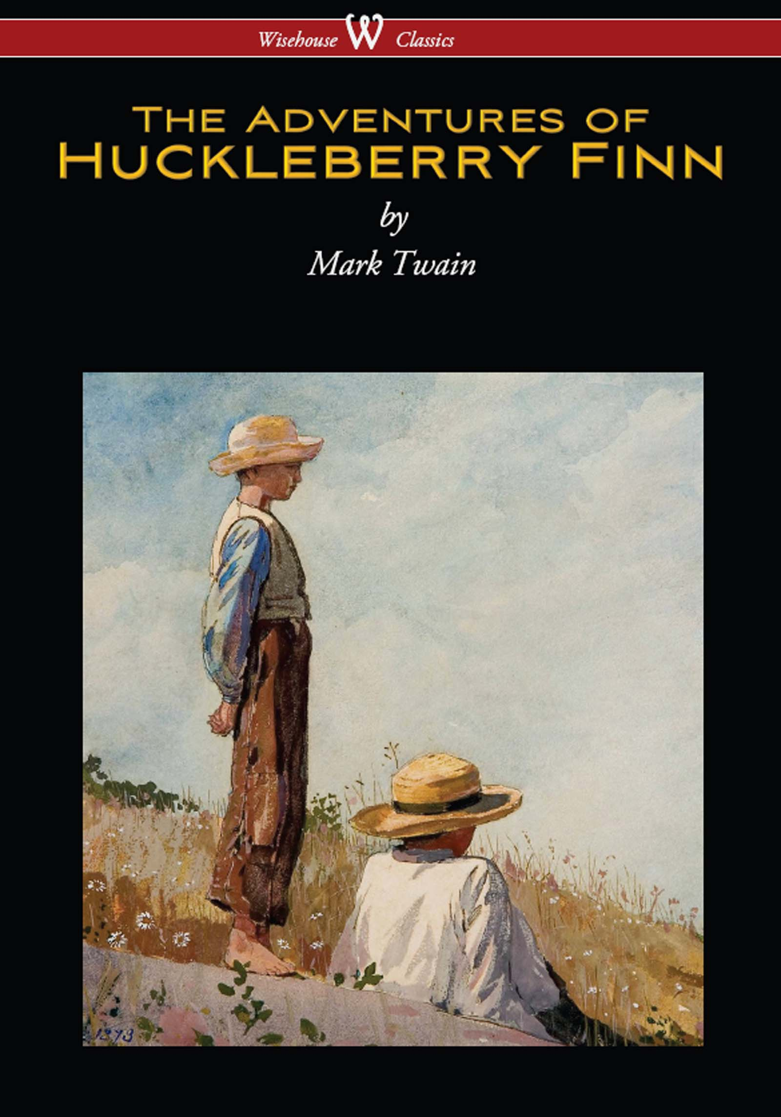 the issues of racism in the adventures of huckleberry finn Was he a racist born in a slave state  twain laid bare his opinion of slavery in his classic the adventures of huckleberry finn,  the issue of slavery in the.