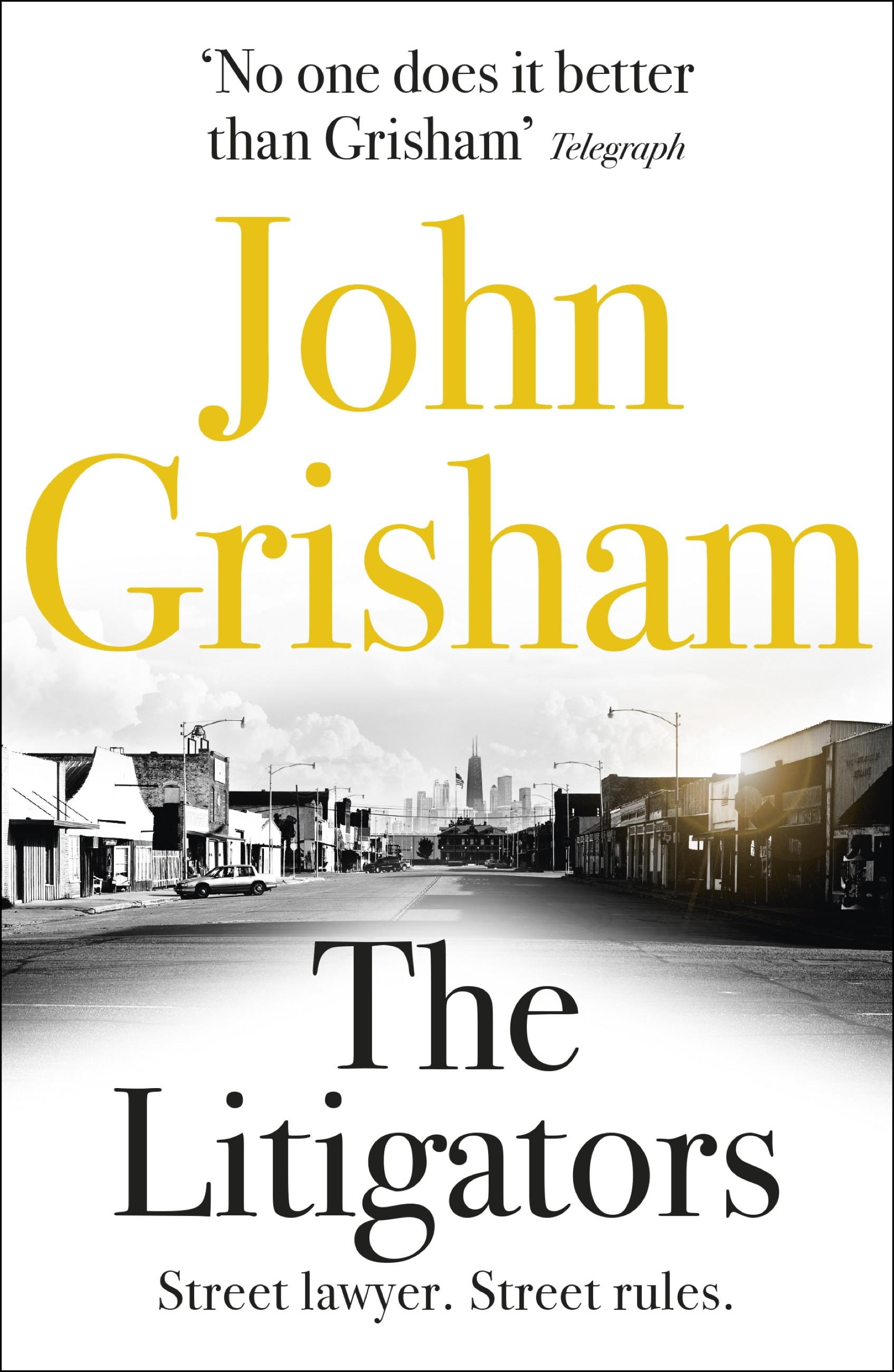 an analysis of john grishams crime novel the client