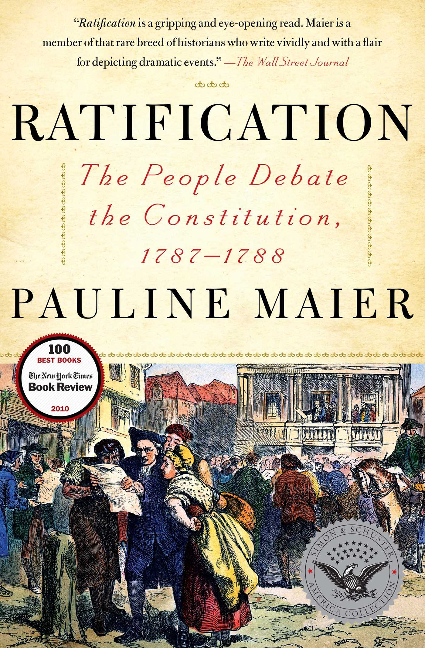 essays urging ratification during ny ratification debates