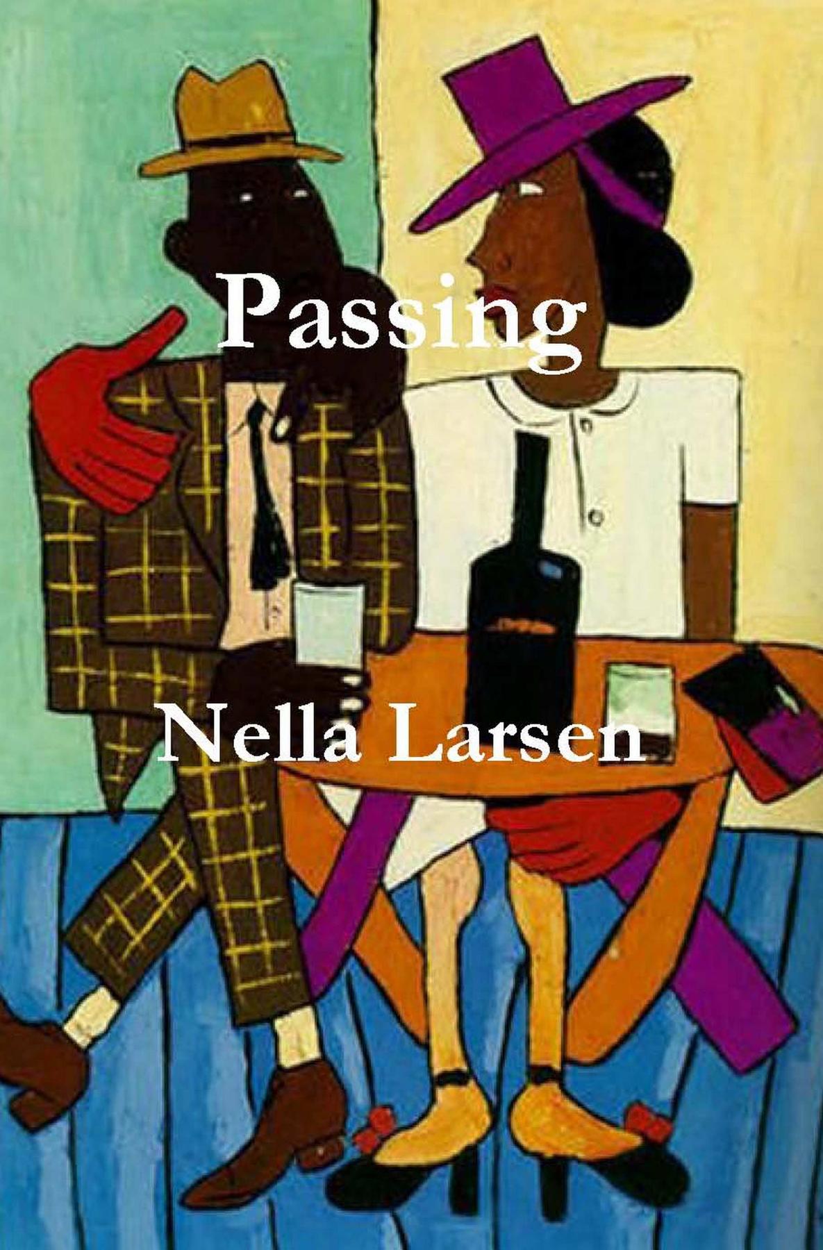 nella larsen passing thesis