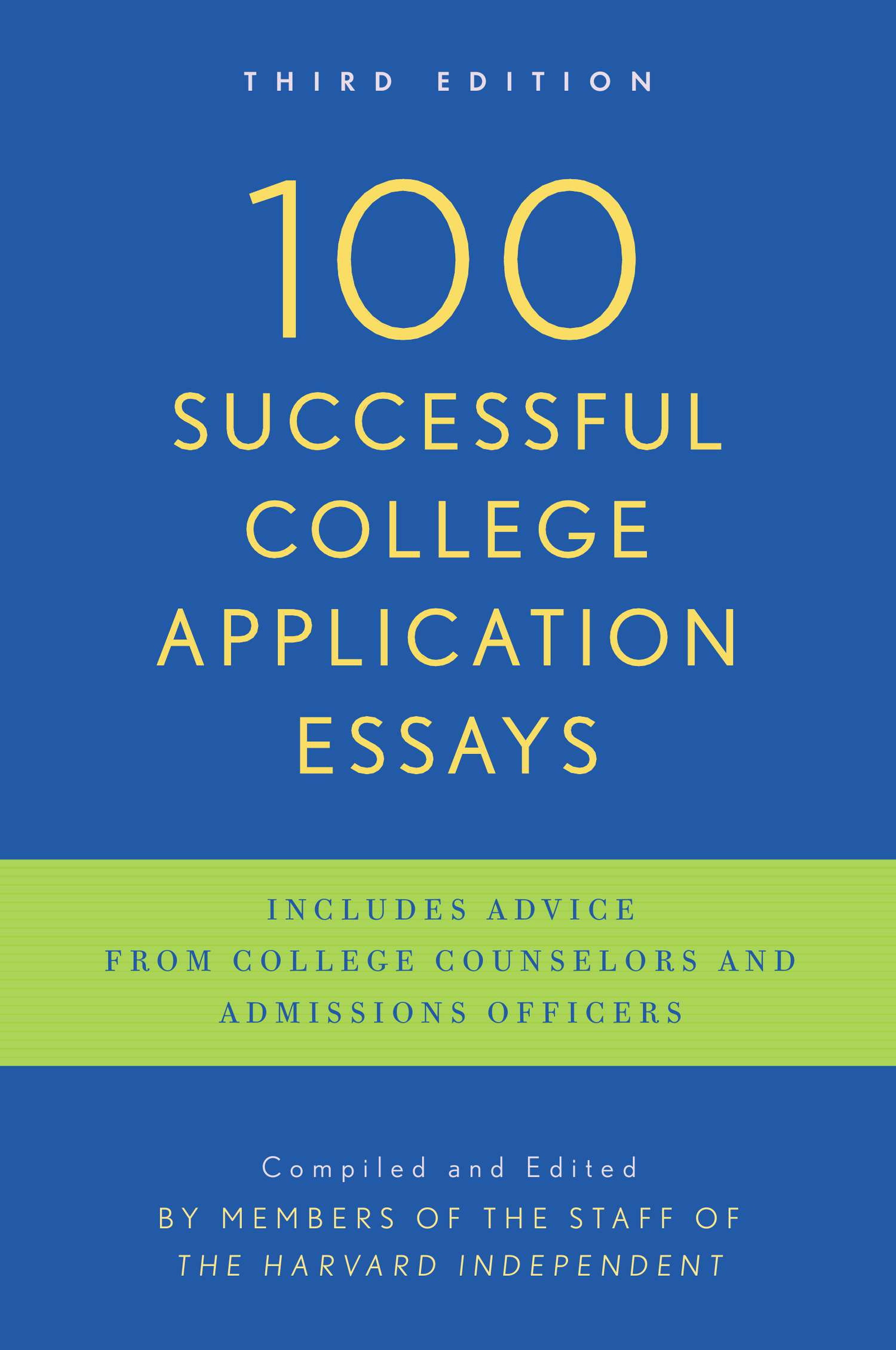 awesome college app essays