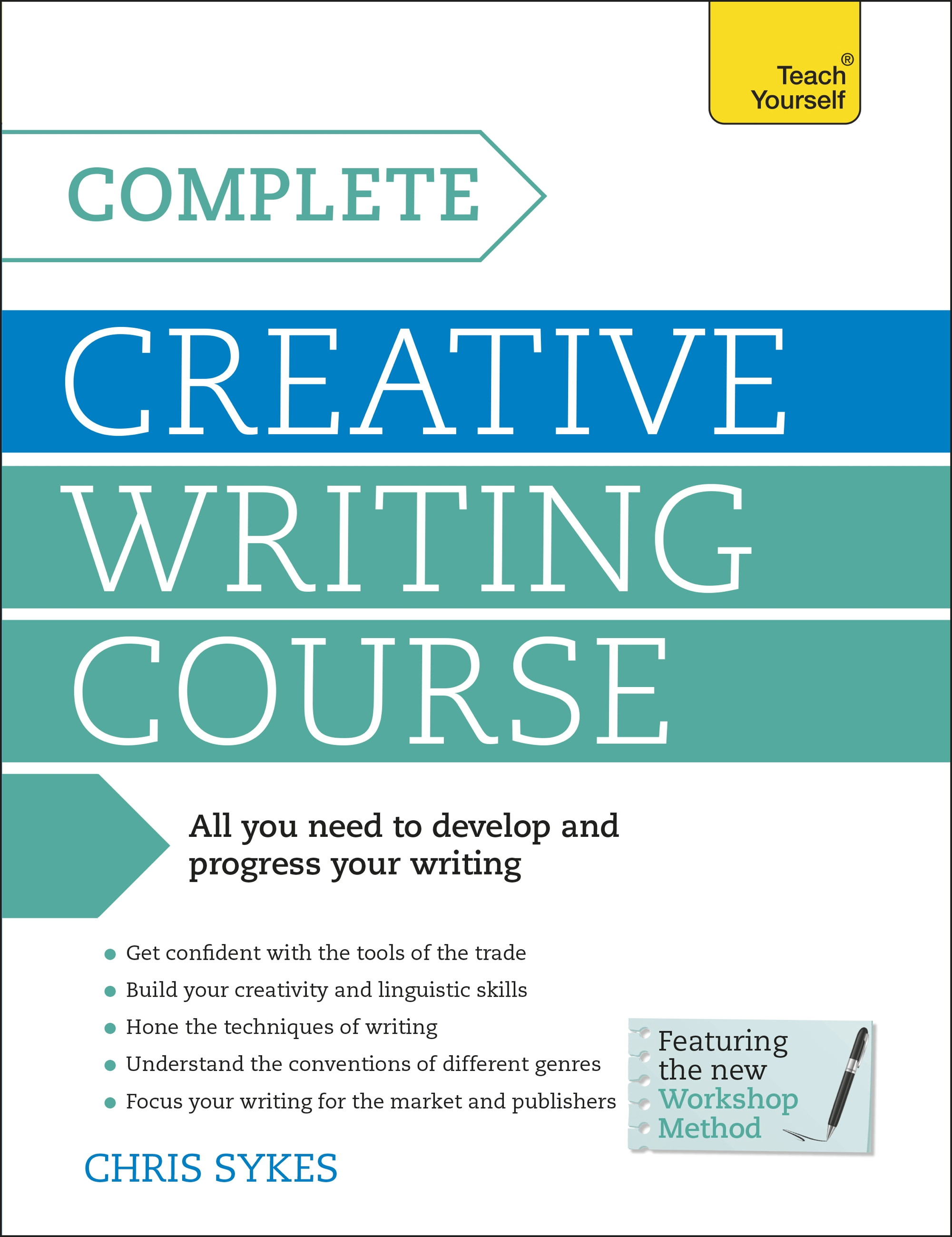 creative writing course online uk
