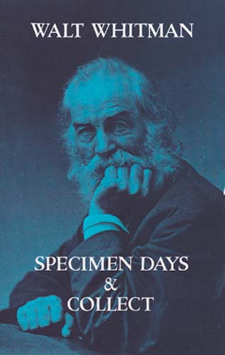 walt whitman centennial essays