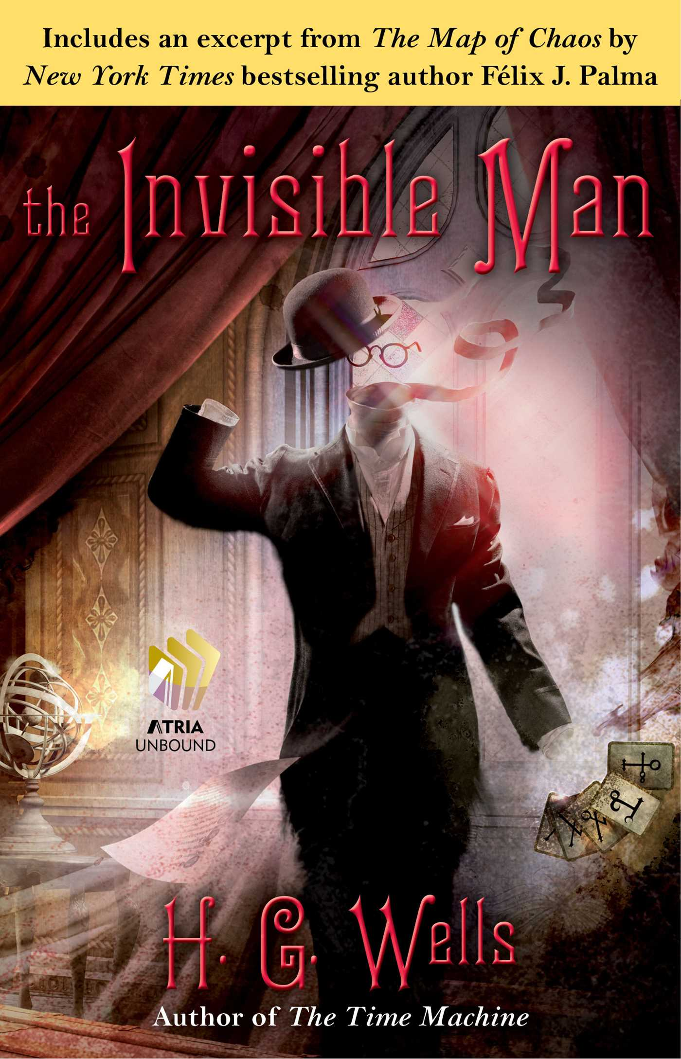 essay about the invisible man