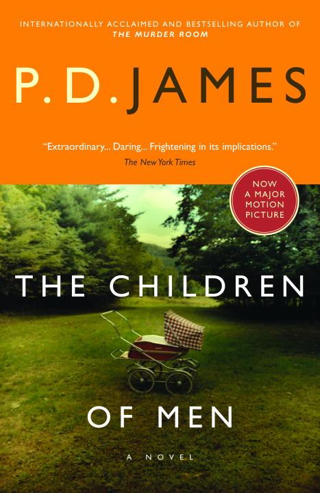 children of men p.d. james essay