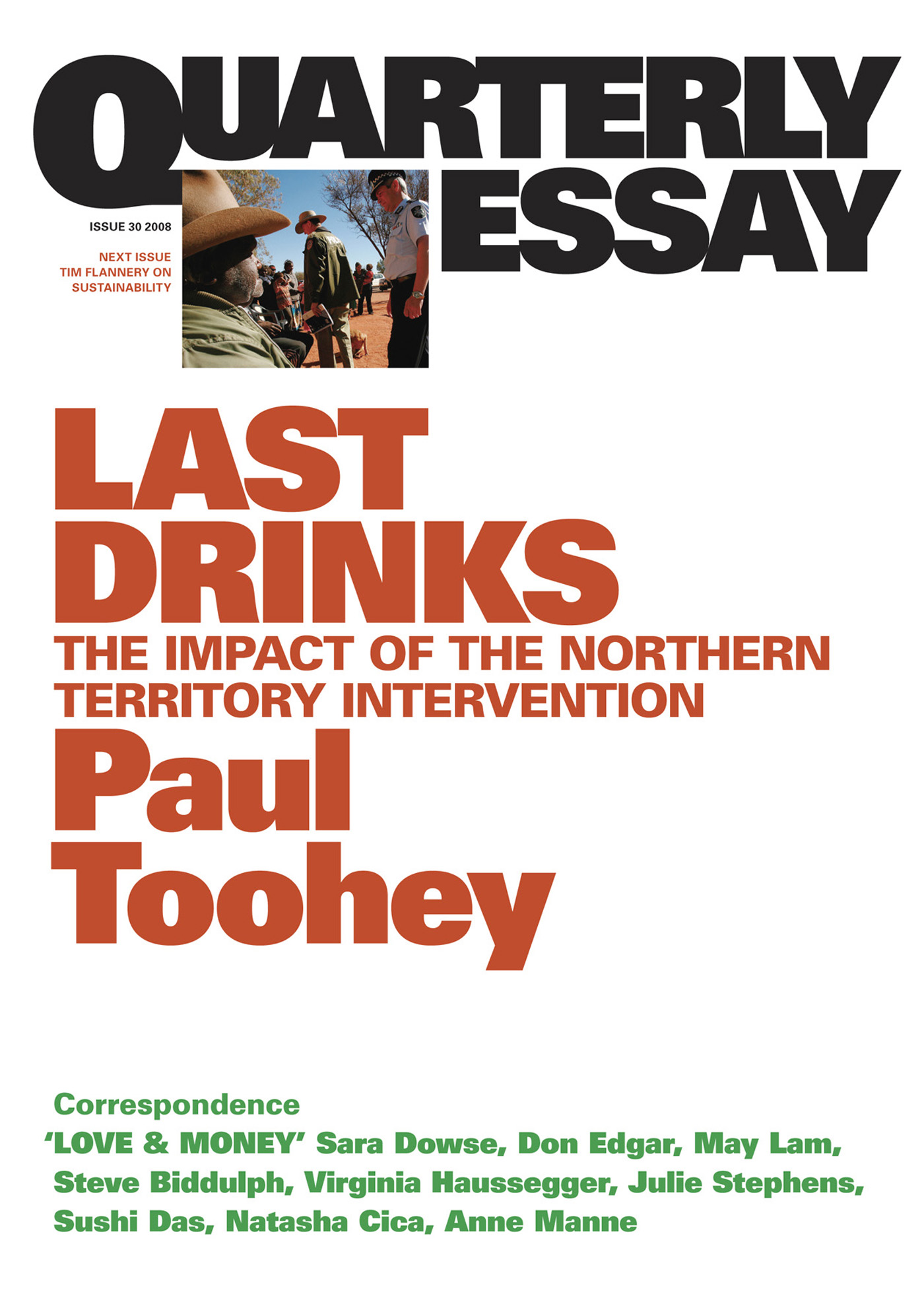 list of quarterly essays