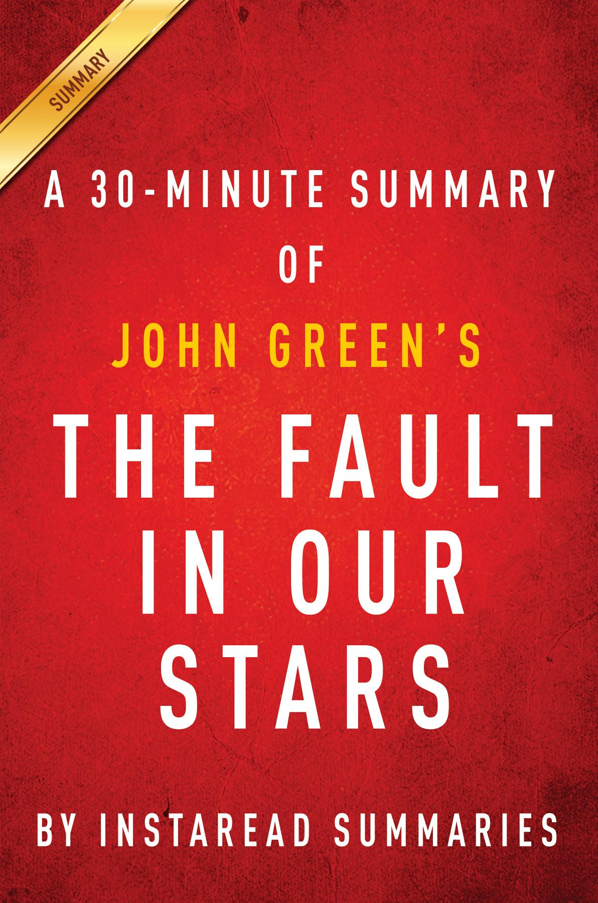 the fault in our stars summary Heartrending love story told by teen dying of cancer read common sense media's the fault in our stars review, age rating, and parents guide.