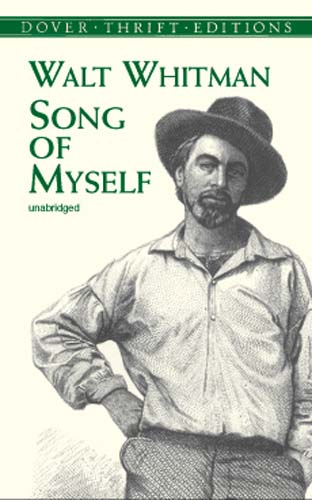 song of myself by walt whitman essays