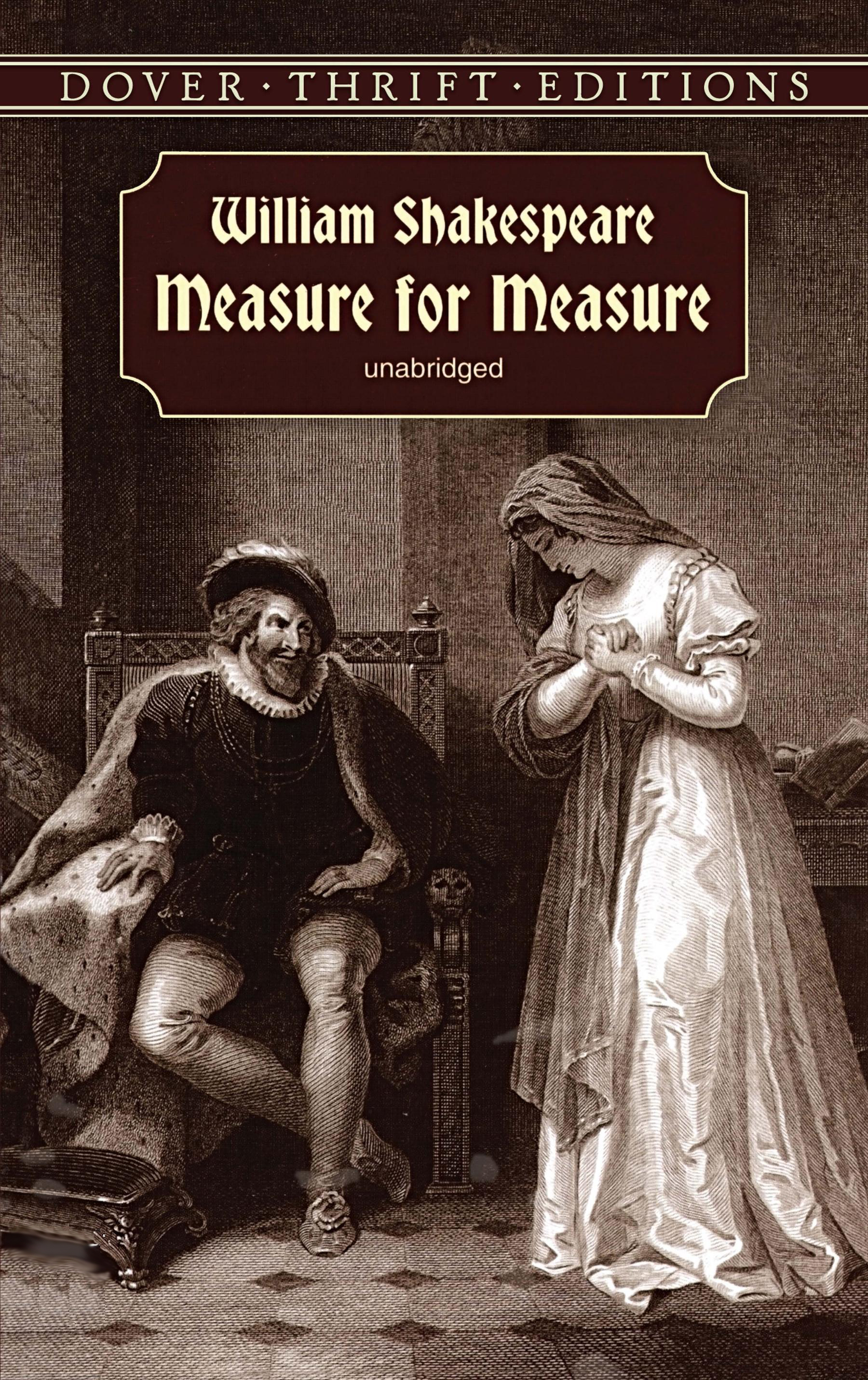 measure for measure by william shakespeare essay