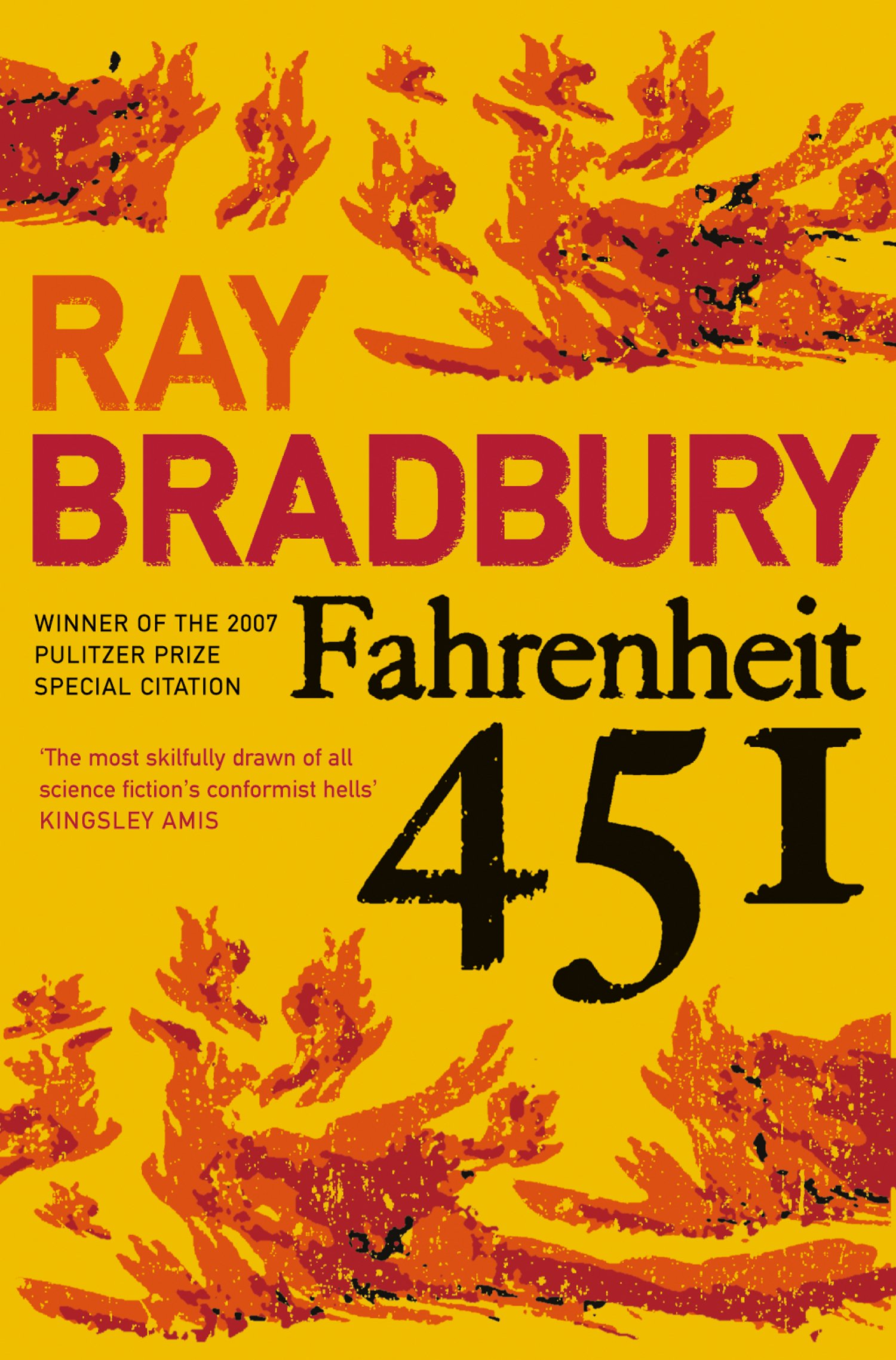the loss of humanity in fahrenheit 451 by ray bradbury The world of books is a human world written in the early 1950s, often on a typewriter at ucla's library, at a rate of 20 cents an hour, ray bradbury's fahrenheit 451 reminds of us of what we lose when we ignore the demands and delights of literacy.